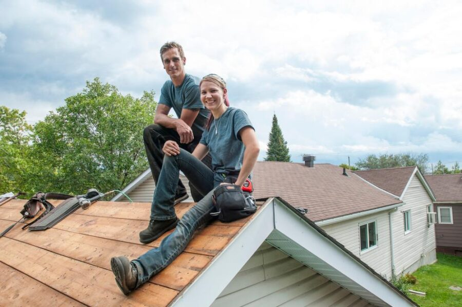 General Roof Maintenance