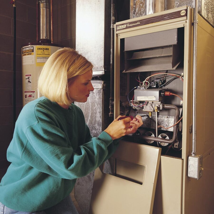 Ways to Tackle Home Repair on Your Gas Furnace